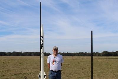 VFW Post 4283 Charity Rocket